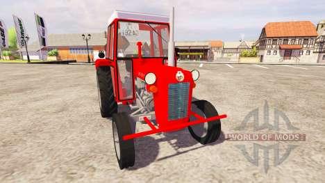 IMT 539 DeLuxe v1.0 for Farming Simulator 2013