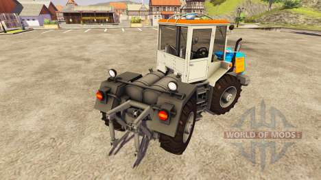 Skoda ST 180 v1.0 for Farming Simulator 2013