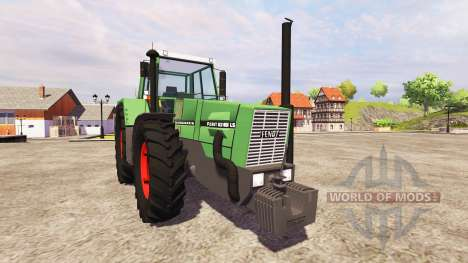 Fendt Favorit 626 v2.0 for Farming Simulator 2013