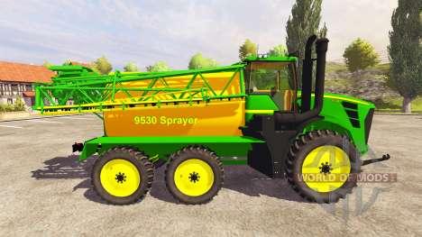 John Deere 9530 [sprayer] for Farming Simulator 2013