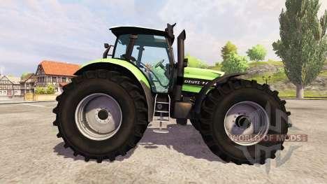 Deutz-Fahr Agrotron X 720 v3.1 for Farming Simulator 2013