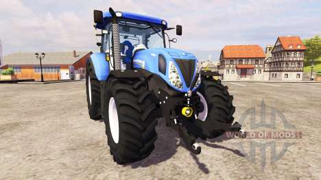 New Holland T7.210 for Farming Simulator 2013