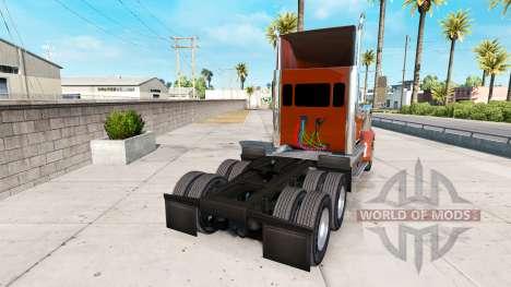 International LoneStar for American Truck Simulator