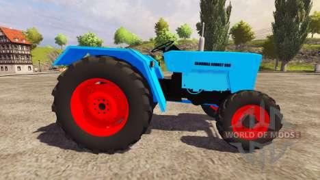 Hanomag Robust 900 for Farming Simulator 2013