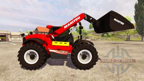 Manitou MLT 629 for Farming Simulator 2013