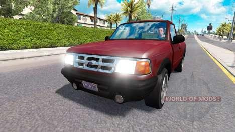 Advanced traffic for American Truck Simulator