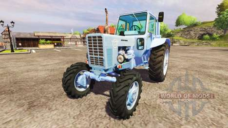 MTZ-82 v1.0 for Farming Simulator 2013