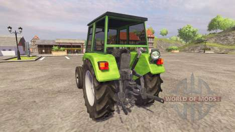 Deutz Torpedo 4506 for Farming Simulator 2013
