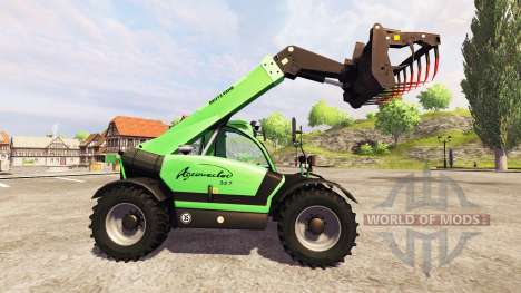 Deutz-Fahr Agrovector 35.7 v2.0 for Farming Simulator 2013