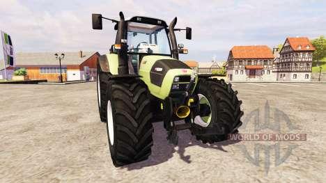 Hurlimann XL 165 for Farming Simulator 2013