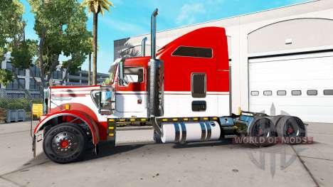 Kenworth W900 for American Truck Simulator