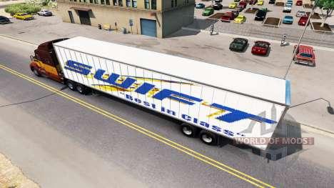 Trailer Swift for American Truck Simulator