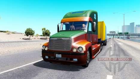 Advanced freight traffic for American Truck Simulator