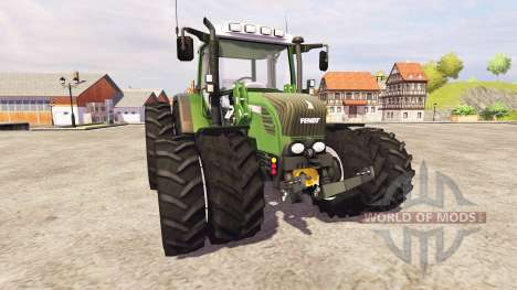 Fendt 312 Vario TMS v2.0 [white] for Farming Simulator 2013