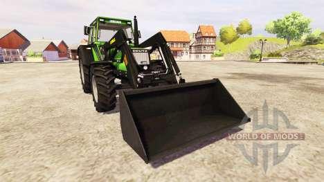 Deutz-Fahr DX 90 FL for Farming Simulator 2013
