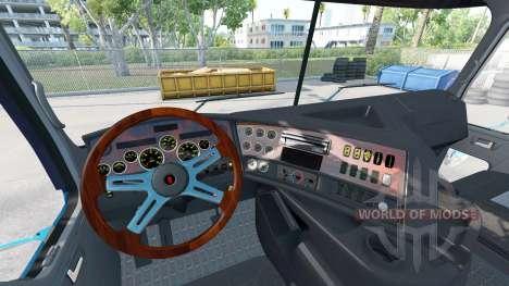 Kenworth K200 for American Truck Simulator