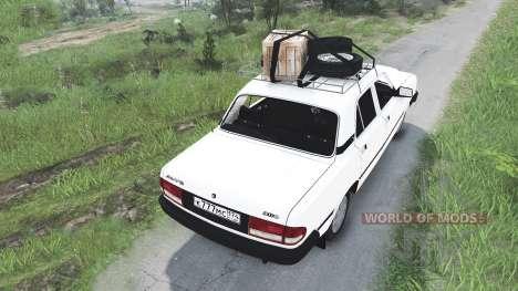 GAZ-3110 Volga [25.12.15] for Spin Tires