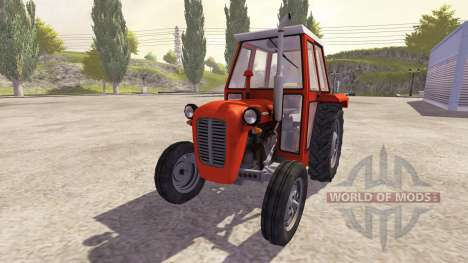 IMT 539 DeLuxe v2.0 for Farming Simulator 2013