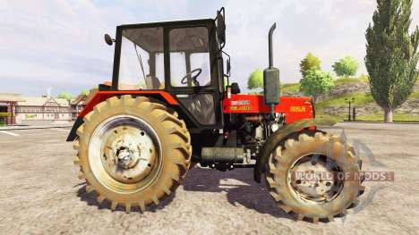 MTZ-892.2 v2.0 for Farming Simulator 2013