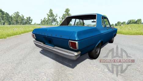 Plymouth Belvedere 1965 for BeamNG Drive