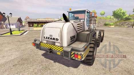 Lizard 520 Turbo for Farming Simulator 2013