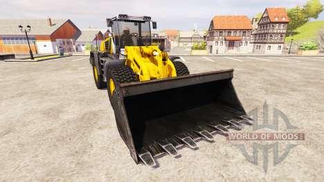 Liebherr L550 v1.1 for Farming Simulator 2013