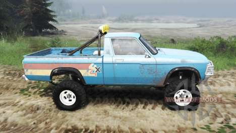 Chevrolet LUV 1979 [03.03.16] for Spin Tires