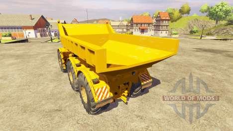 K-701 kirovec [dump truck] for Farming Simulator 2013
