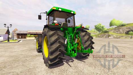 John Deere 8220 for Farming Simulator 2013