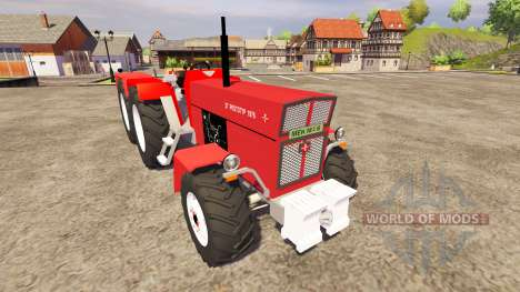 Fortschritt Prototype for Farming Simulator 2013