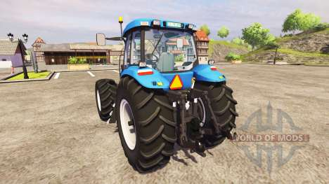 New Holland T8020 for Farming Simulator 2013