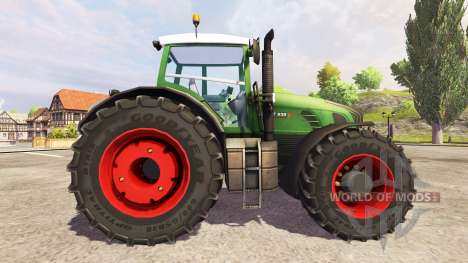Fendt 936 Vario [ploughing spec] for Farming Simulator 2013