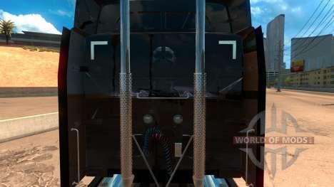 Skin Peterbilt 579 Mad Max for American Truck Simulator