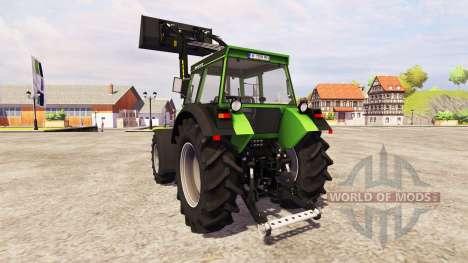 Deutz-Fahr DX 90 FL v2.0 for Farming Simulator 2013