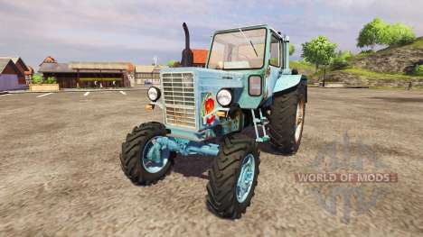 MTZ-82 v2.0 for Farming Simulator 2013