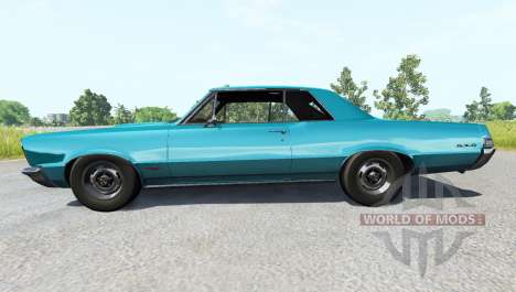 Pontiac Tempest LeMans GTO 1965 for BeamNG Drive