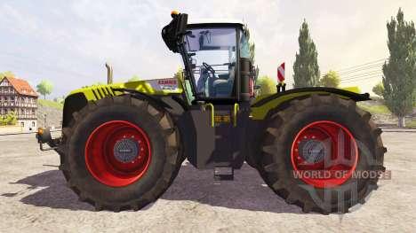 CLAAS Xerion 5000 Trac VC v1.0 for Farming Simulator 2013