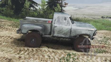 Ford F-100 1968 [25.12.15] for Spin Tires