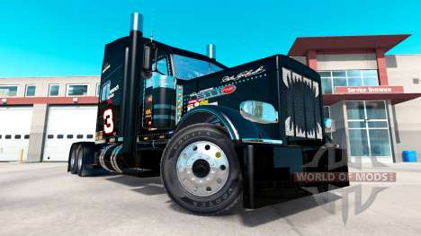 Skin Goodwrench Service on the truck Peterbilt 3 for American Truck Simulator