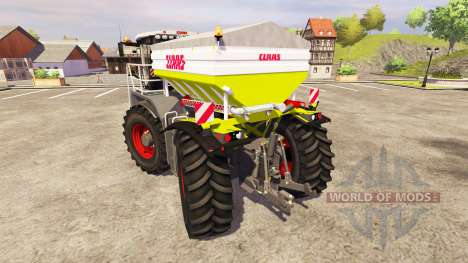 CLAAS Xerion 3800 SaddleTrac [pack] for Farming Simulator 2013