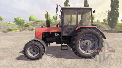 MTZ-1025 [pack] for Farming Simulator 2013