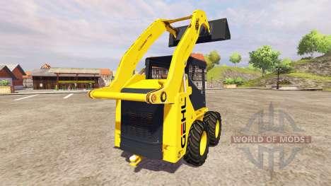 Gehl 4835 SXT v1.1 for Farming Simulator 2013