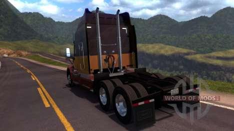 Map Of Peru for American Truck Simulator