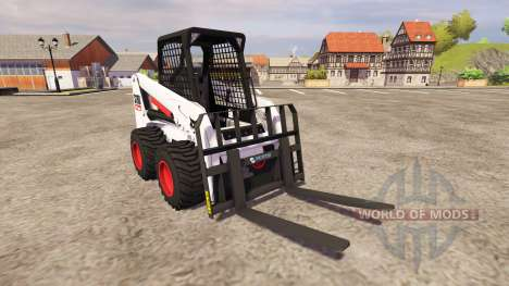 Bobcat S160 for Farming Simulator 2013