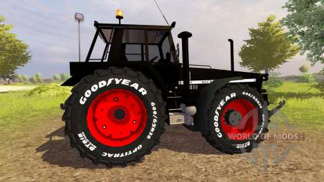 Fendt Favorit 622 LS [black bull] for Farming Simulator 2013