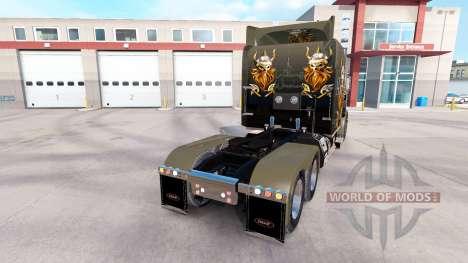 Skin Viking for truck Peterbilt 389 for American Truck Simulator