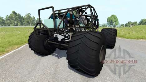 Bigfoot Monster Truck for BeamNG Drive