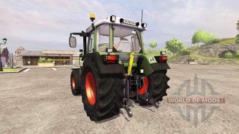 Fendt Farmer 309 C v1.0 for Farming Simulator 2013