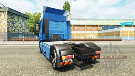 Versteijnen skin for Iveco tractor unit for Euro Truck Simulator 2