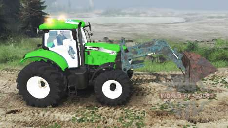 Case IH Puma CVX 160 FL [03.03.16] for Spin Tires